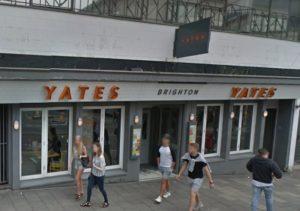 Yates Brighton