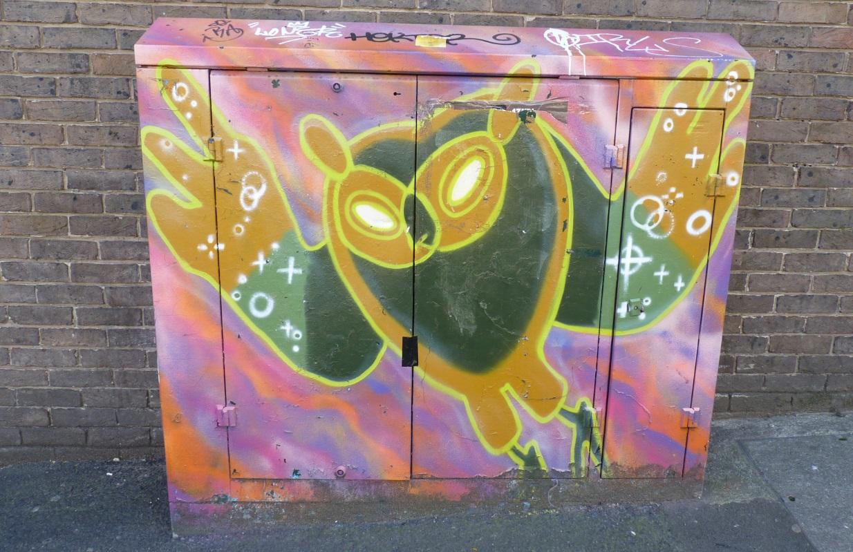Brighton and Hove News » Graffiti is all around Brighton, but is it ...