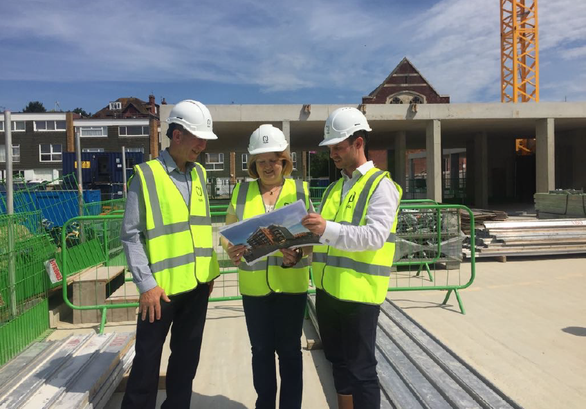 Brighton and Hove News » Strategic housing chief checks