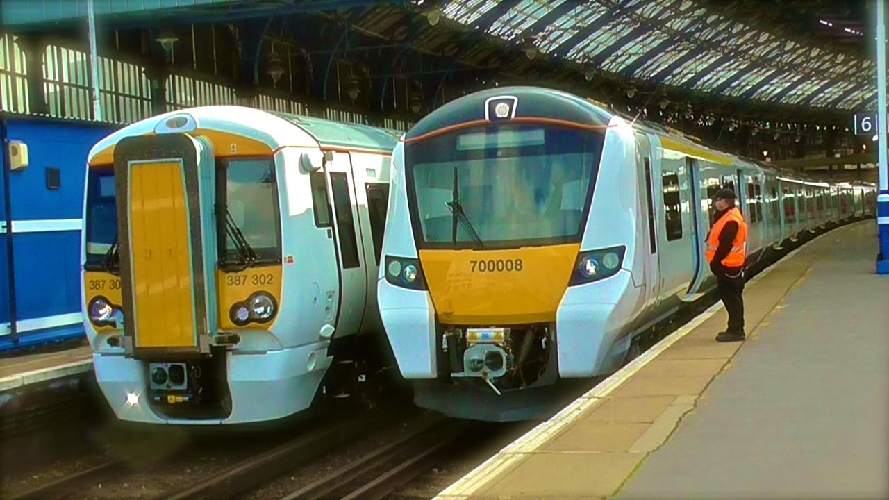 All Brighton to London trains cancelled after some 'hit by train'