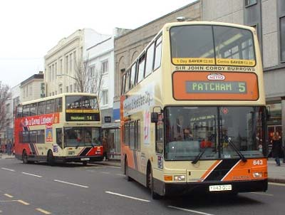 Brighton and Hove News » Ever noticed the famous names on