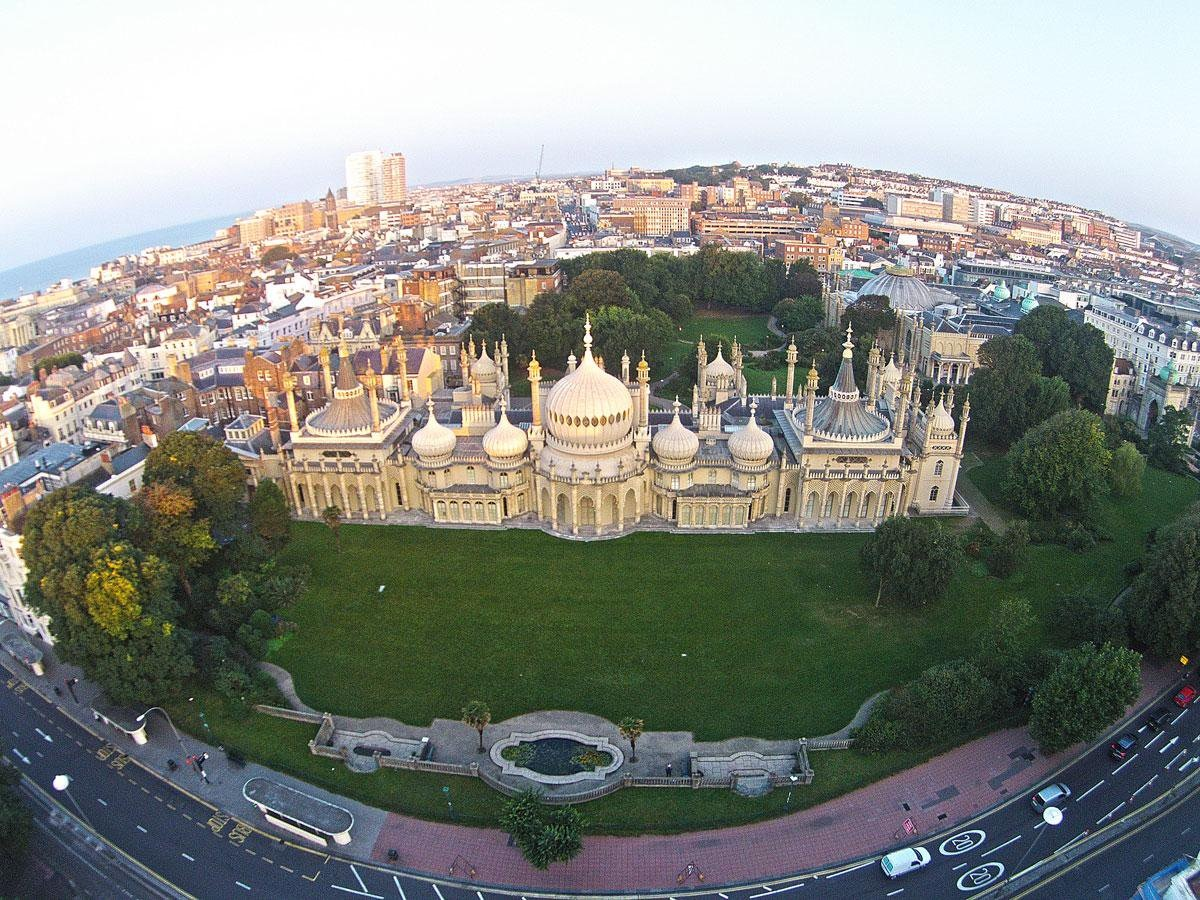 Brighton and Hove News » Push for Pavilion and Dome merger ...
