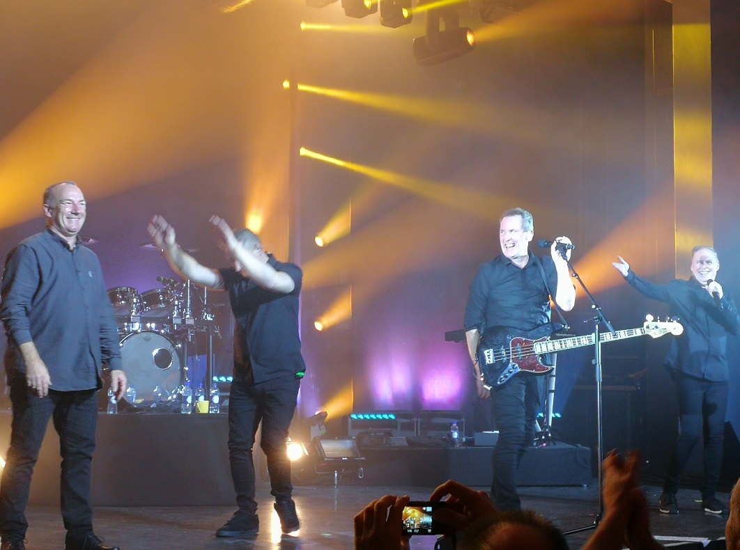 Brighton and Hove News » OMD blown away by Sussex concert
