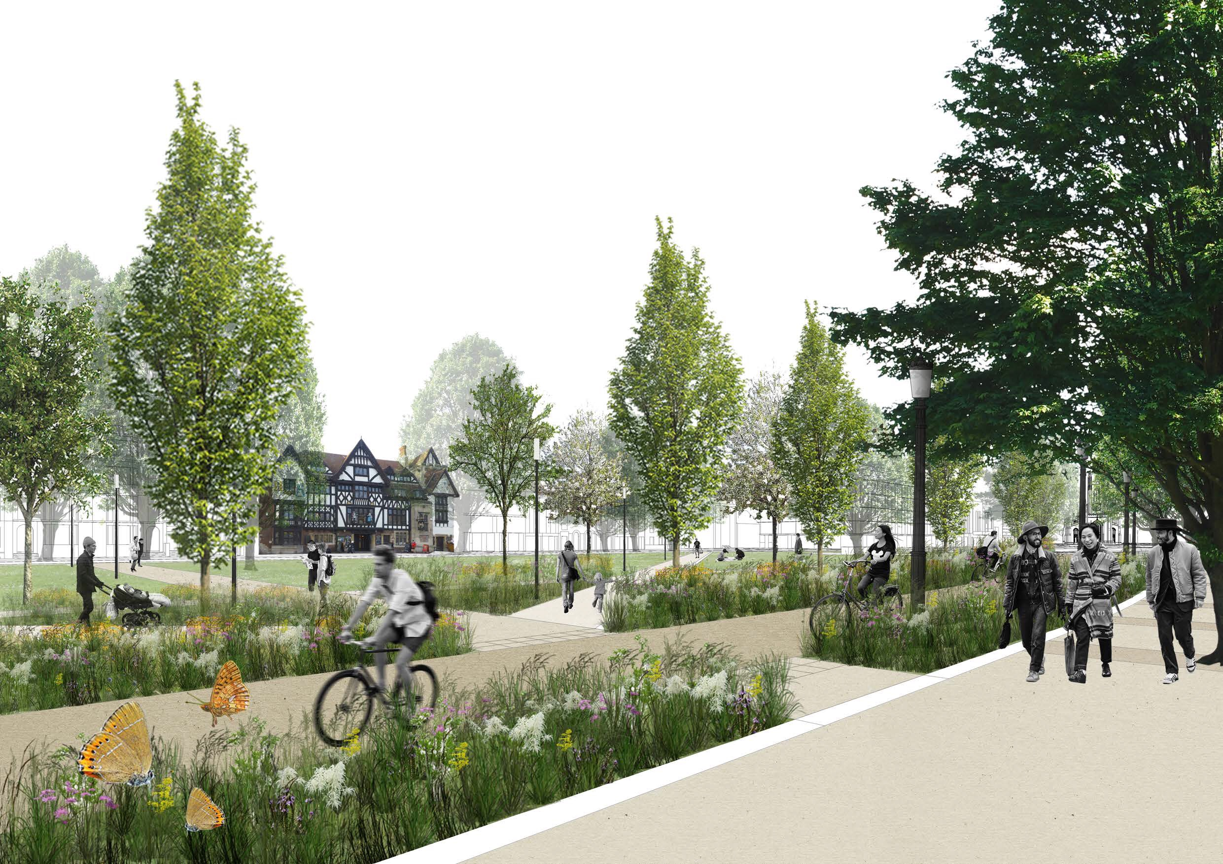 Brighton and Hove News » Valley Gardens scheme moves a ...