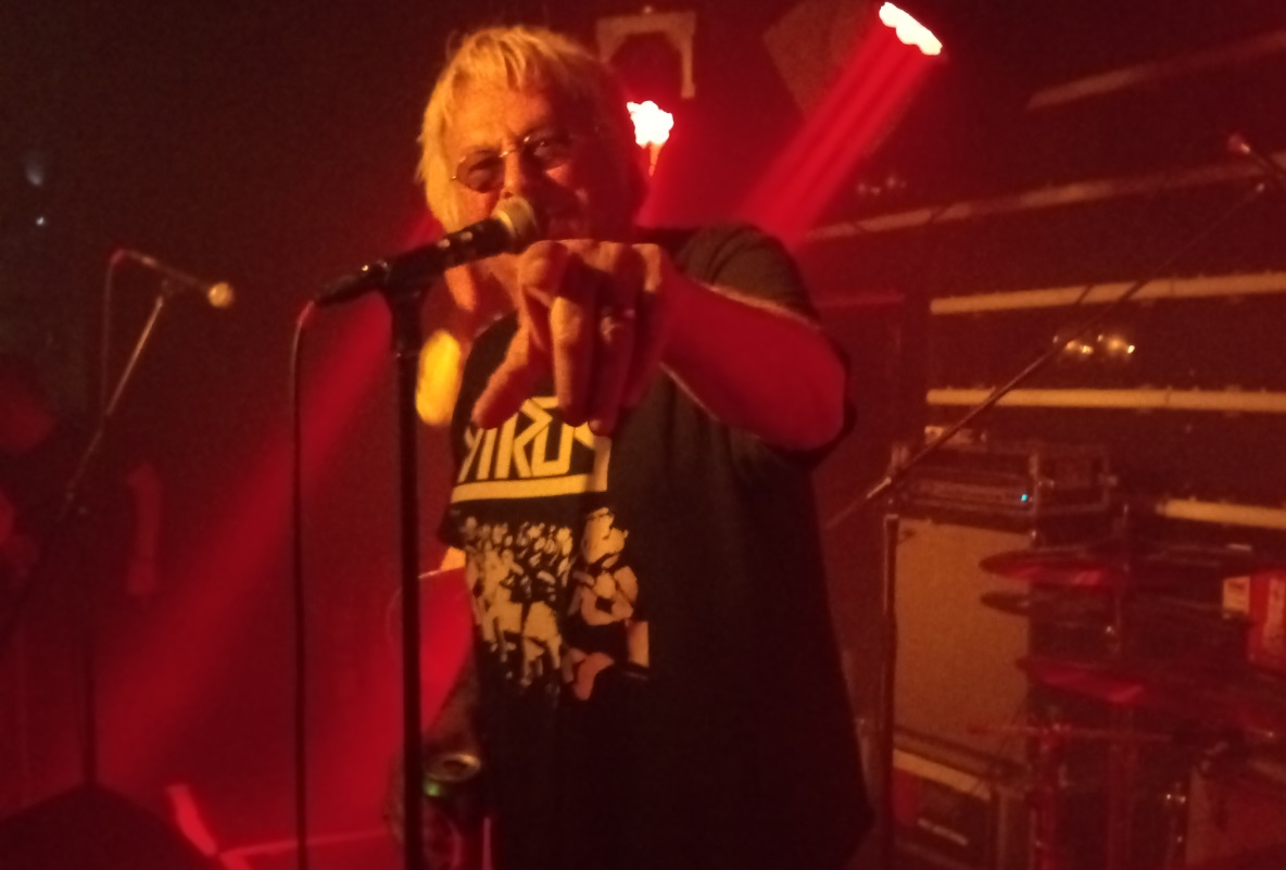 Brighton And Hove News 187 Update Uk Subs Patterns Gig In
