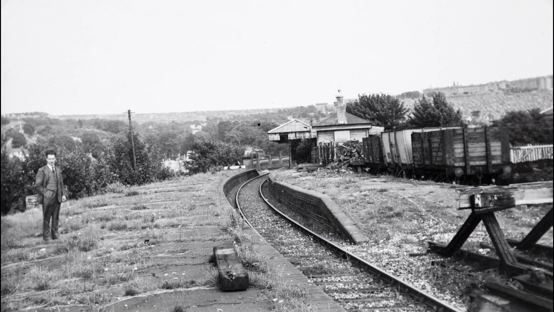 Lewes Road Station