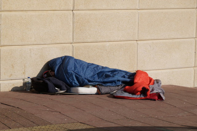 Latest rough sleeper count suggests fewer on streets of Brighton and Hove