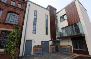 Stoneham Road flats