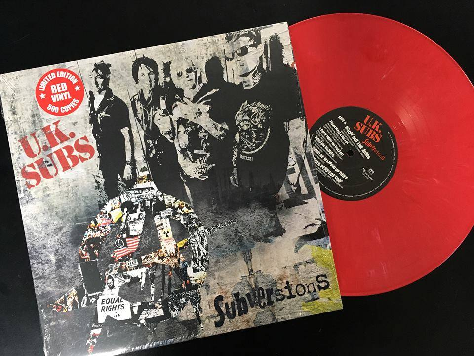 Brighton And Hove News 187 Punk Legends The Uk Subs To Play