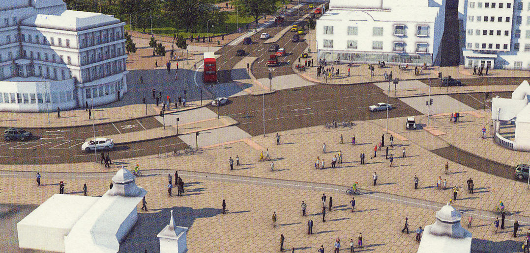 Controversial Brighton road layout scheme awarded £6m grant