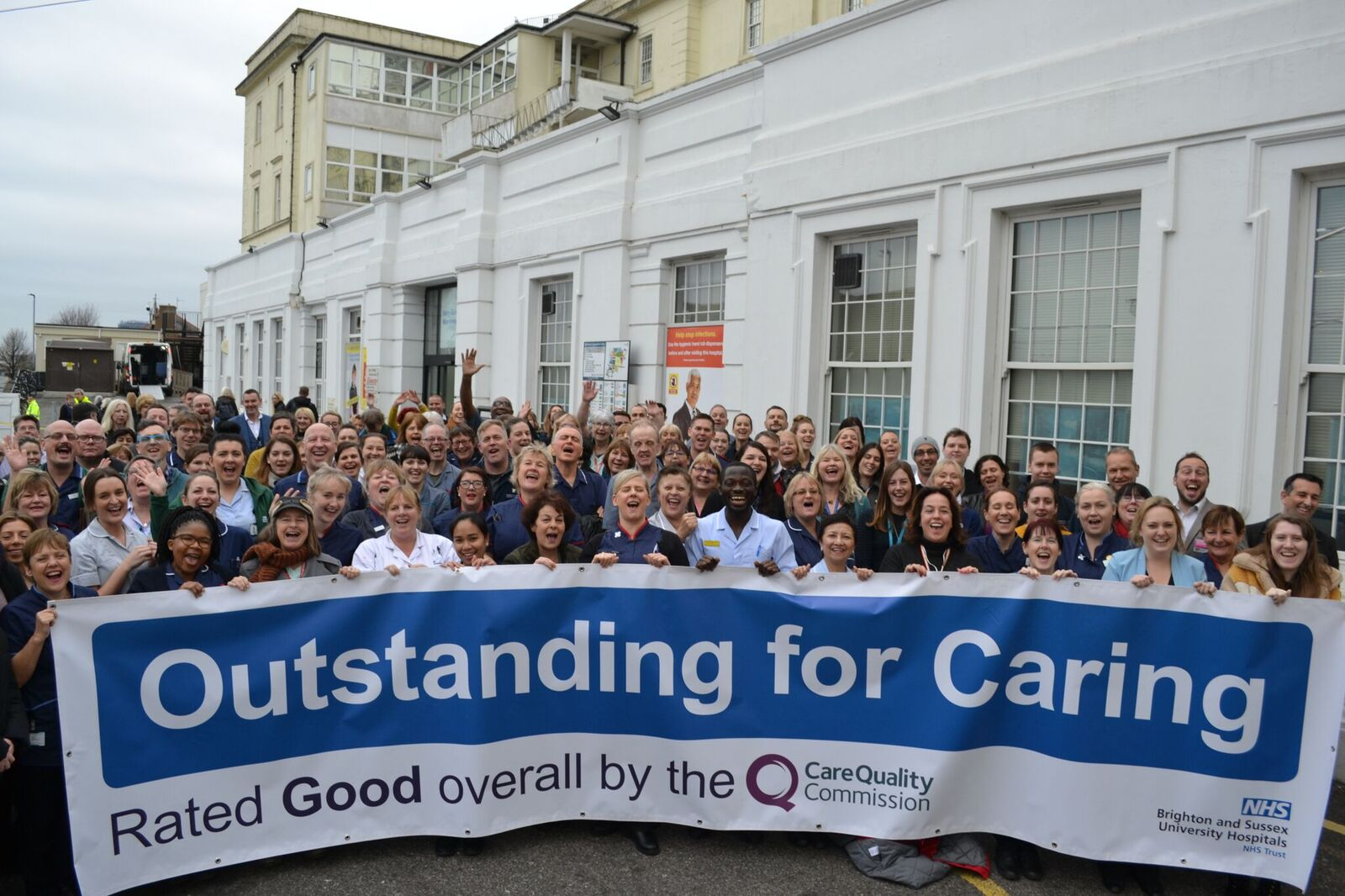 Brighton and Hove News » Brighton hospital trust taken out