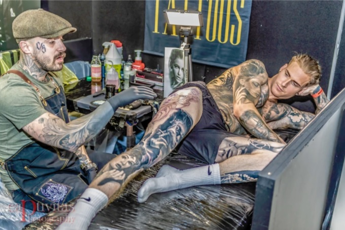 Brighton And Hove News Amazing Body Art On Display At The 2019 Brighton Tattoo Convention