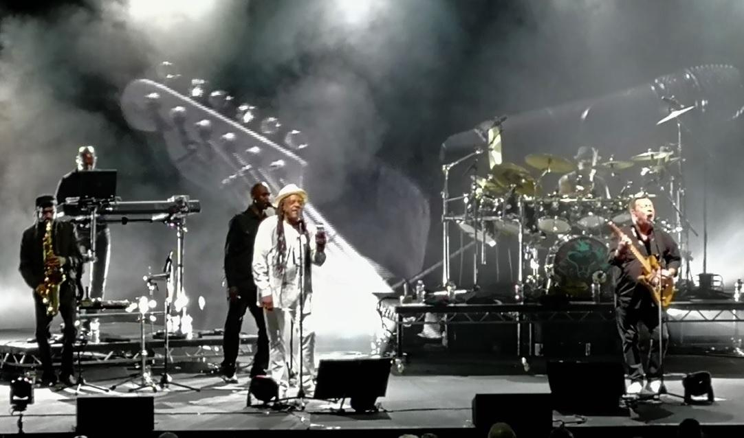 UB40 40th anniversary tour closes in Brighton