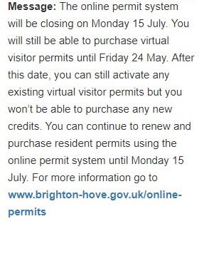 Brighton and Hove News » Gremlins force closure of visitor