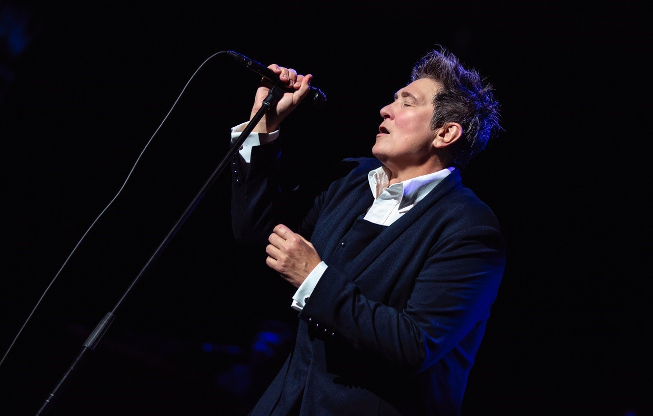 k.d. lang coming to Brighton Dome with support from Grigoryan Brothers