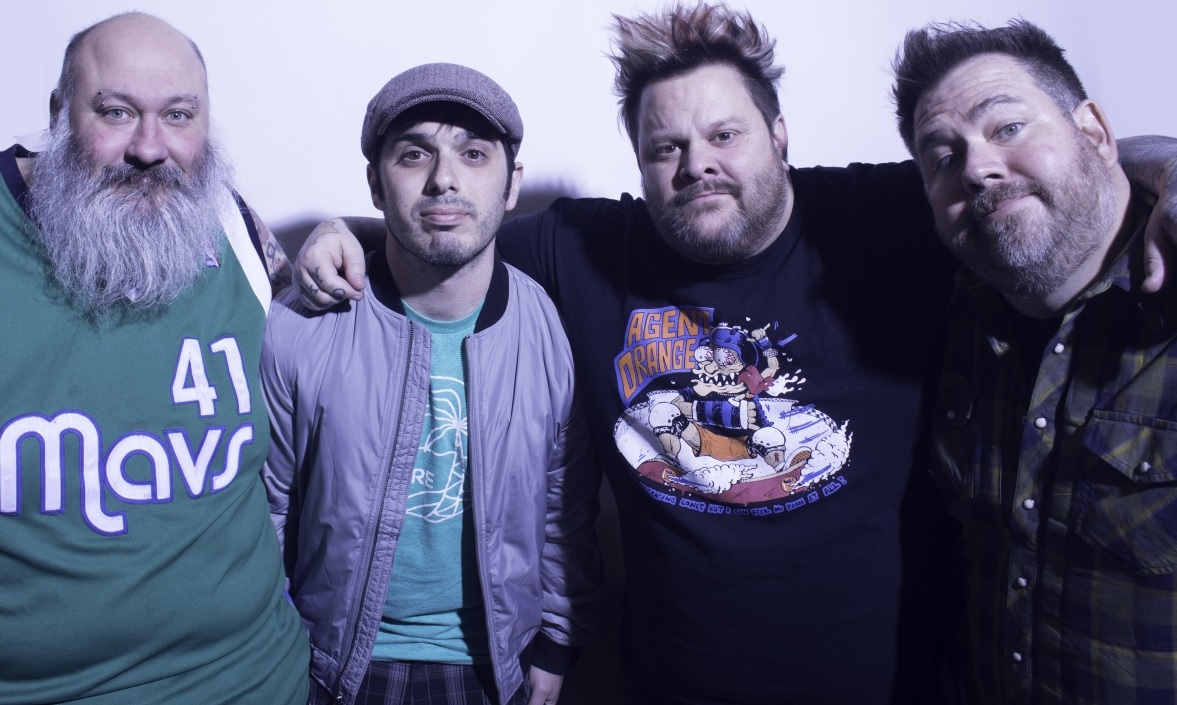 Bowling For Soup announce three band gig in Brighton