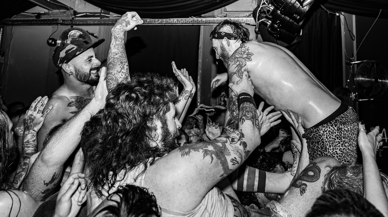 Rotten Foxes bow out in one giant mosh!