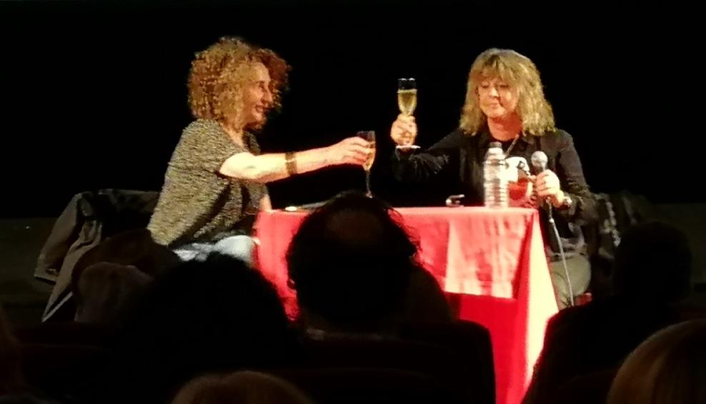 Suzi Quatro shows Brighton that she's still 'The Wild One'