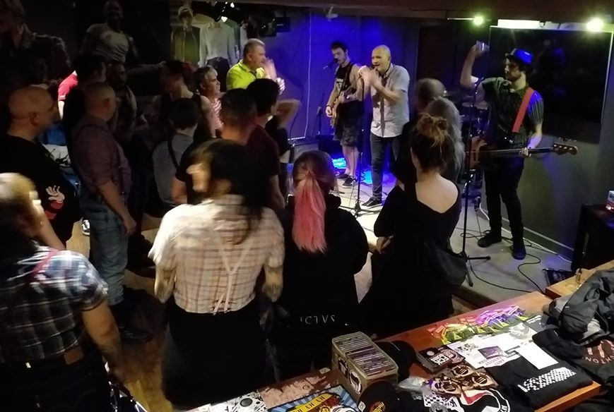 A night of ska in Hove