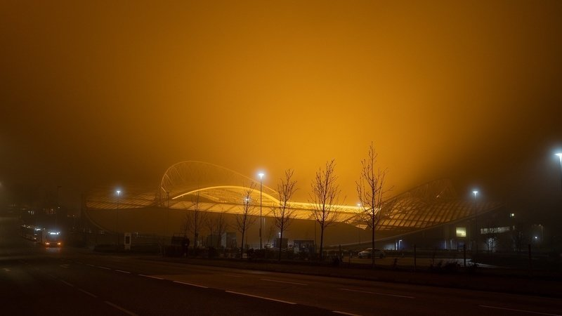 Hundreds call on Albion to put the glowing Amex's lights out
